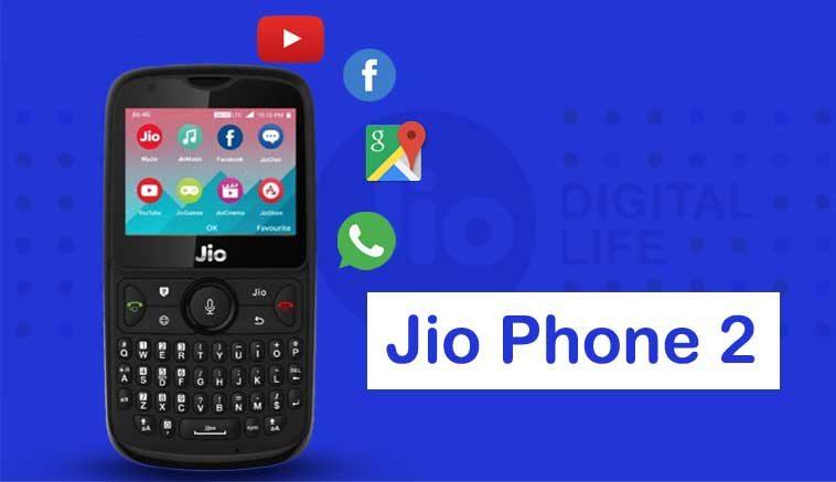 Jio Phone 2 Diwali Dhamaka Offer