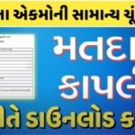 Search voter information online