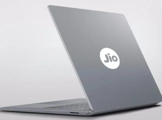 Reliance Jio Laptop