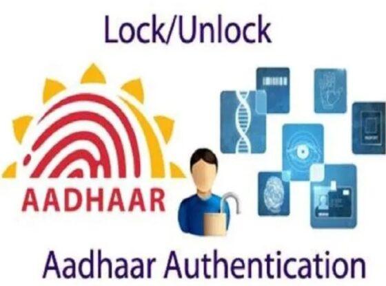 Aadhaar Lock and Unlock Service