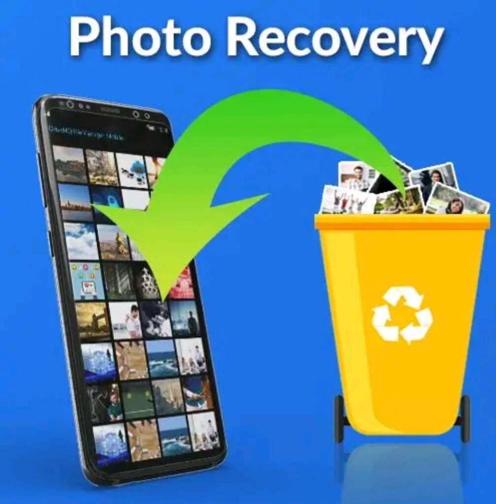 Powerful Deleted Photo Recovery tool