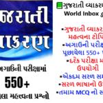World inbox Gujarati Grammar IMP Question Book PDF