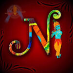 Janmashtami Alphabet Letter Name